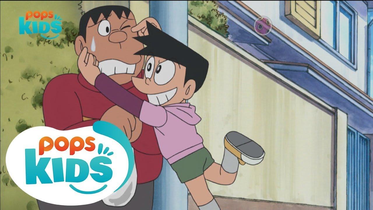 [S6] Hoạt Hình Doraemon Tiếng Việt - Pháo Đài Vô Địch Của Suneo