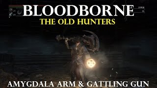 Bloodborne - Gattling Gun & Amygdala Arm Location