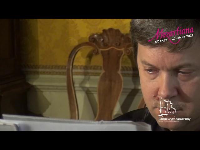 Mozartiana 2017. Mozart kameralnie. Anna Gutowska i Antoni Llichomanow