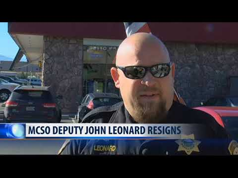 Missoula deputy resigns after investigation into misconduct