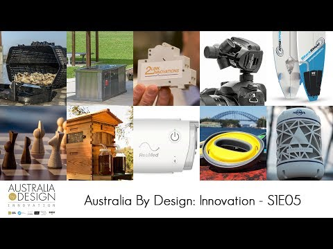 Australia by Design: Innovation - Series 1, Episode 6