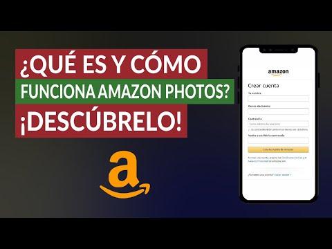 ¿Qué es y Cómo Funciona Amazon Photos? El Almacenamiento Gratuito en Línea para Miembros Prime
