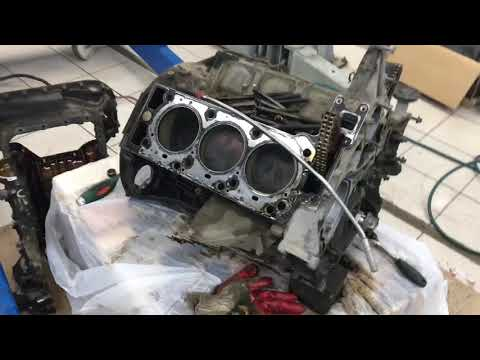 ML 164 / M272 3.5 Стук в двигателе