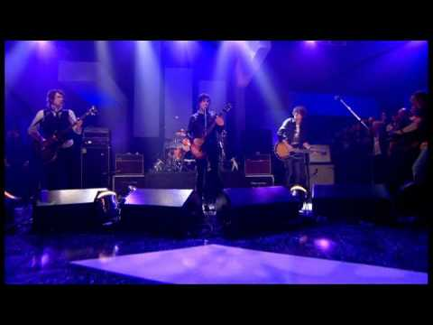 Dirty Pretty Things - Gentry Cove (live)