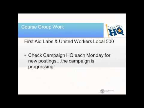 Building Effective Unions  October 31, 2013