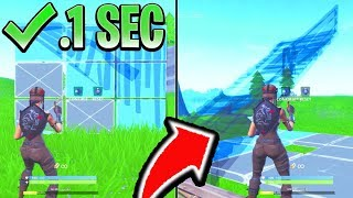 HOW To Edit FASTER in Fortnite PS4/Xbox! (Fortnite Console/Controller Editing Tips + Settings)