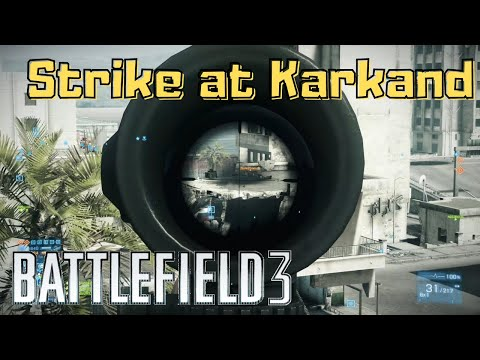 Battlefield 3 in 2021: Strike at Karkand Gameplay (No Commentary) |