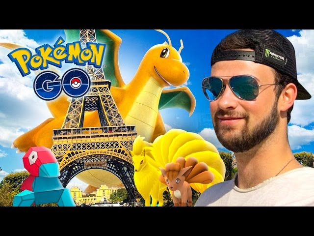 pokemon go rare pokemon epic eggs new evolutions paris special. Black Bedroom Furniture Sets. Home Design Ideas