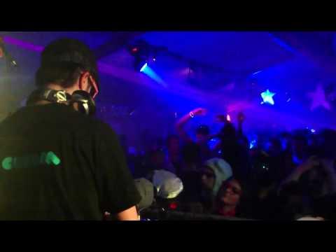 "Jay Cassius plays ""Calling"" (Original Instrumental Mix) @ Stars Cream Roveredo 2012"