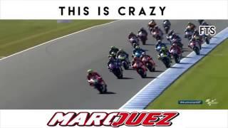 Motogp 2016 Marquez Vs Lorenzo Vs Rossi