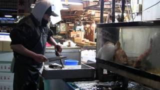 Tsukiji Worlds Biggest Wholesale Seafood Market (10) 2567