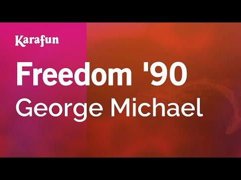 Karaoke Freedom '90 - George Michael *