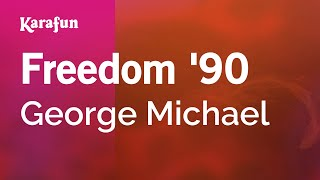 Karaoke Freedom '90 - George Michael *