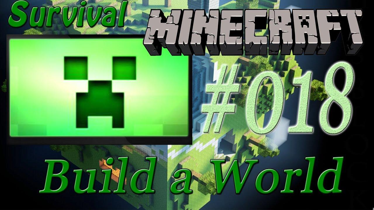 Let S Play Minecraft 18 View Joschi Arger Mit Dem Zaun Youtube