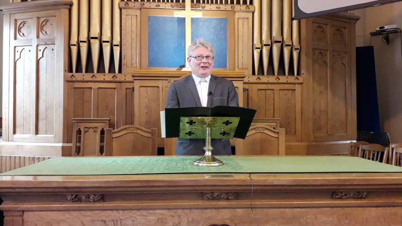 Sunday Sermon 20th June - Nothing as it seems