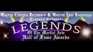 Hanshi Frank Dux : Legends of the Martial Arts Hall of Fame 2013