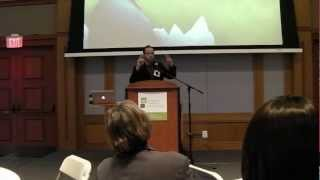 MIT's Dr. Xavier de Souza Briggs Keynote Address at CWU's 2012 Economic Mobility Conference