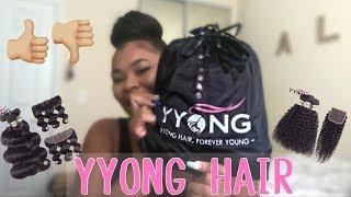 YYONG HAIR AliExpress | 6 BUNDLES FOR $200? | Unboxing