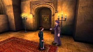 Jogando PC [01] : Harry Potter e a Pedra Filosofal (Parte 1-8)