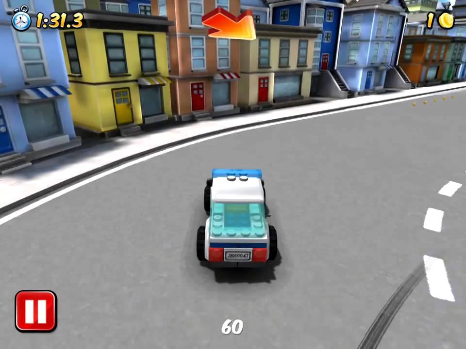 Игра про полицейского смотреть видео