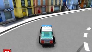 Лего Сити! Lego City! My City! ПОБЕГ ИЗ ТЮРЬМЫ! Полиция Лего! Серия 7! Прохождение игры!