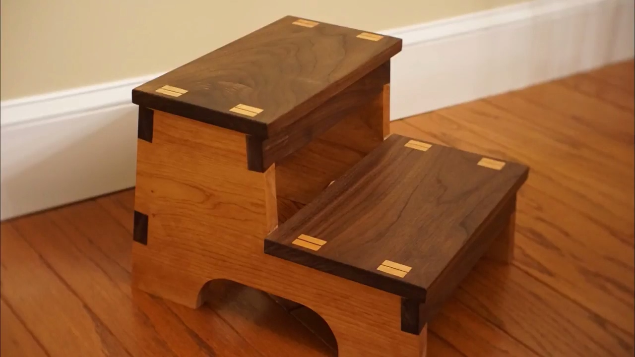 amazon step stool dp winsome wood kitchen antique dining bvpl com walnut