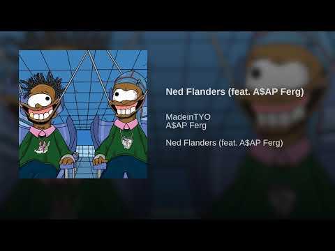 Ned Flanders (feat. A$AP Ferg)