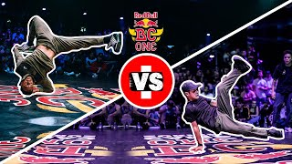 Red Bull BC One Last Chance Cypher 2018 | Semifinal: T-Rock (BE) vs. Shigekix (JP)