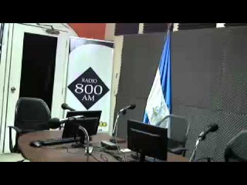 RADIO 800 NICARAGUA/LA HORA DE LA ROCKOLA