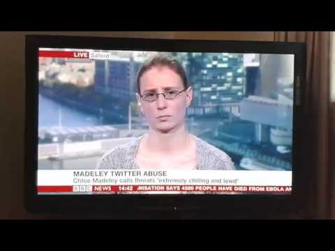 Forensic Linguistics (BBC interview)