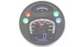 Tutorial: das Anschliessen des neuen SIP Tacho / Drehzahlmesser 2.0 für Vespa / Lambretta