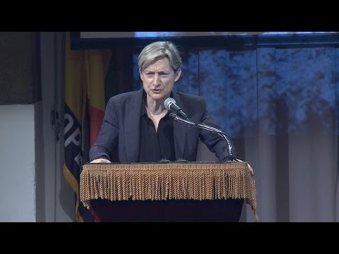 (2014) Judith Butler: Speaking of Rage and Grief