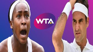 Roger Federer Backs Coco Gauff Over WTA Age Eligibility Rules