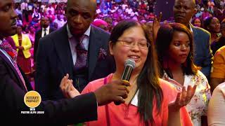 Pst Alph Calling a name in CHINESE - a $15Million restoration Miracle