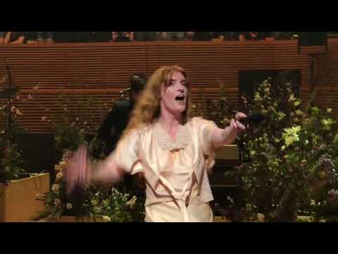 Ship To Wreck - Florence + The Machine @ Disney Concert Hall, Los Angeles - 5/21/18 (4K/HD)