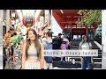 🇯🇵 Kyoto and Osaka Japan Vlog | AlisonHa