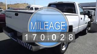 1999 Dodge Ram 1500 - Lake Buick GMC - Lake Elsinore, CA 92531 - G14056A