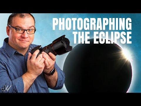 Eclipse Camera Settings