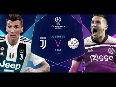 Juventus vs Ajax 1-2 | Resumen / Highlights | Cuartos De Final Vuelta |  UEFA Champions League
