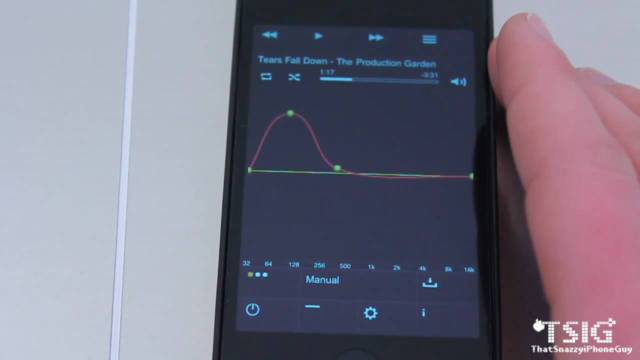 EQu iPhone Equalizer App Review