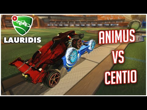 ANIMUS VS CENTIO: CONFRONTO - Rocket League ITA