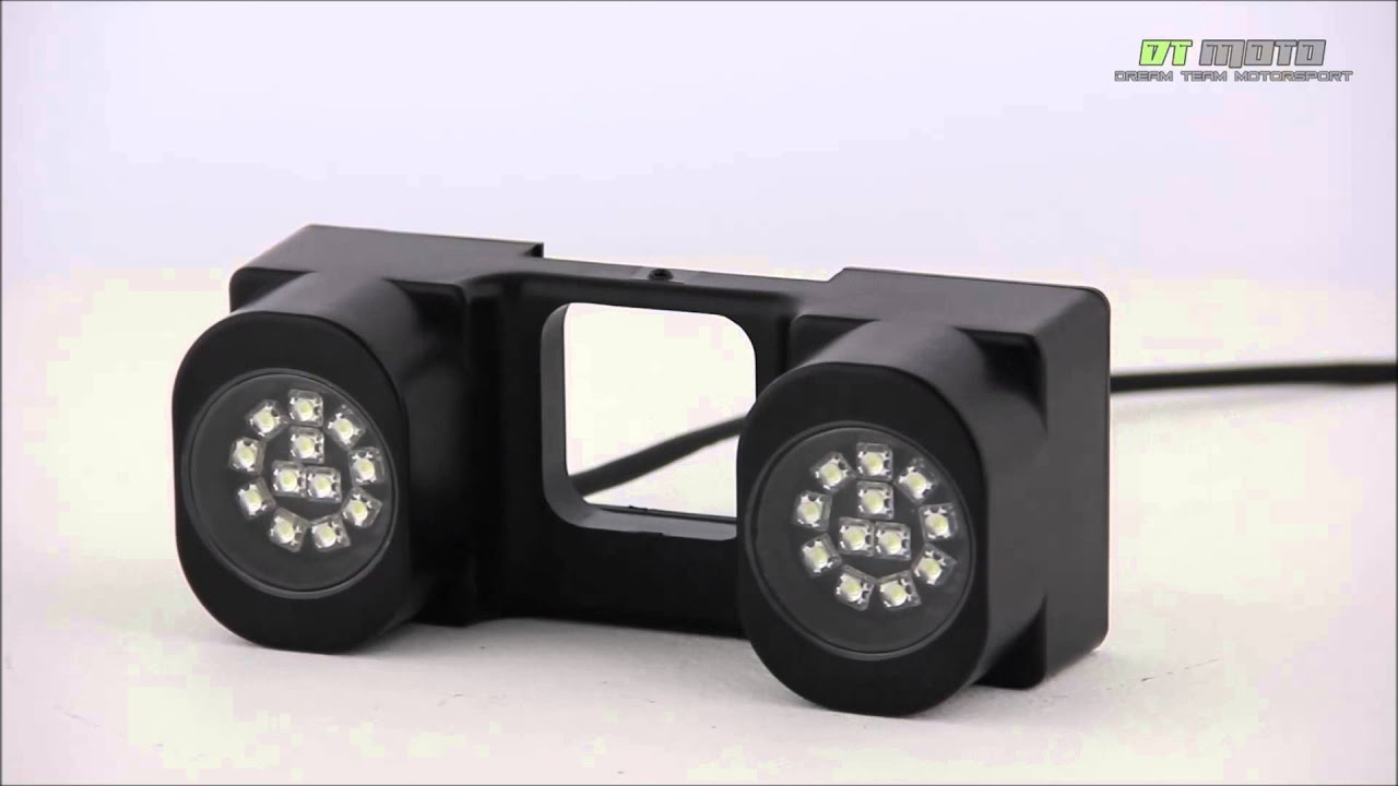 Tow hitch led working lights youtube aloadofball Gallery
