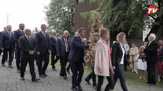 Dożynki Powiatu Grójeckiego 2017 Lewiczyn