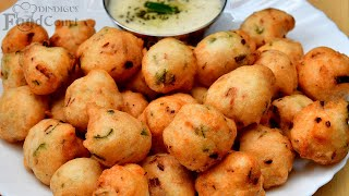 Ulundu Bonda / Urad Dal Bonda/ Tea Time Snacks Recipe