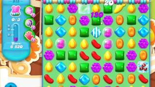 Candy Crush Soda Saga Level 915 - NO BOOSTERS