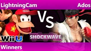 Baixar SW Plano 84 - LightningCam (Diddy) vs Ados (Ryu) Winners - Smash 4