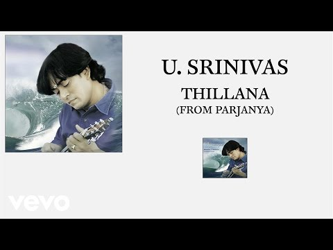 U. Srinivas - Thillana (Pseudo Video)