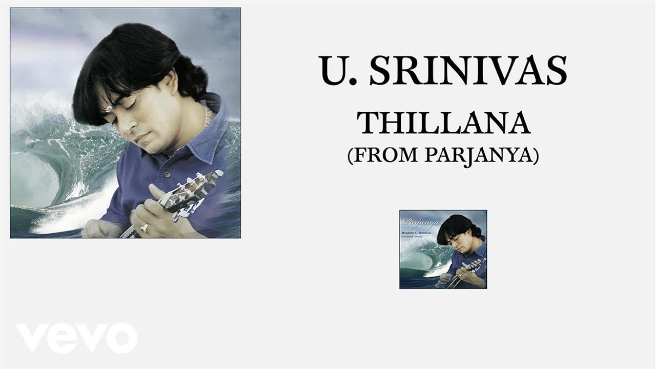 U. Srinivas - Thillana