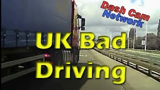 uk bad driving caught on camera 25 02 16
