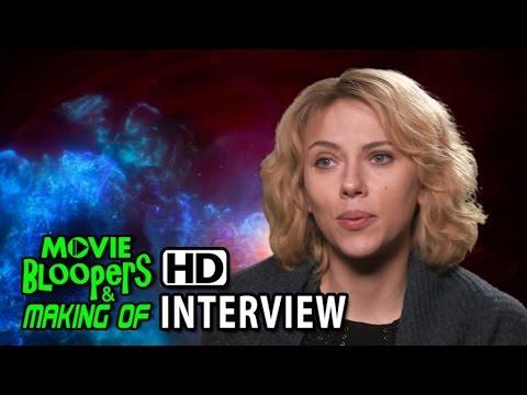 Lucy (2014) Scarlett Johansson Interview